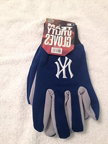 New York Yankees Official MLB One Size glove by Forever Coll