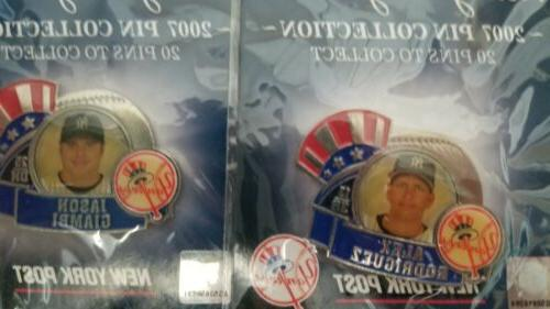 Package deal! Yankees New Collector and