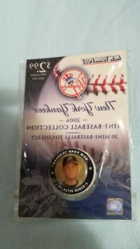 Package deal! York Yankees York Post Collector Pins