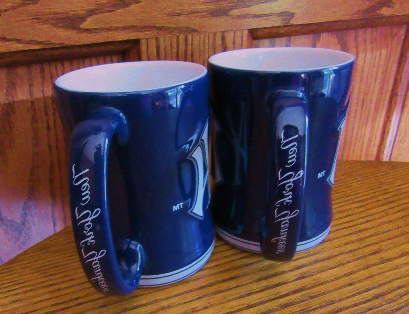 New Yankees Blue Coffee