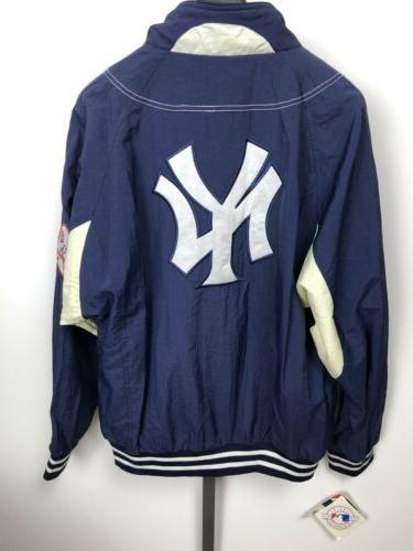vintage 1990 s new york yankees zip