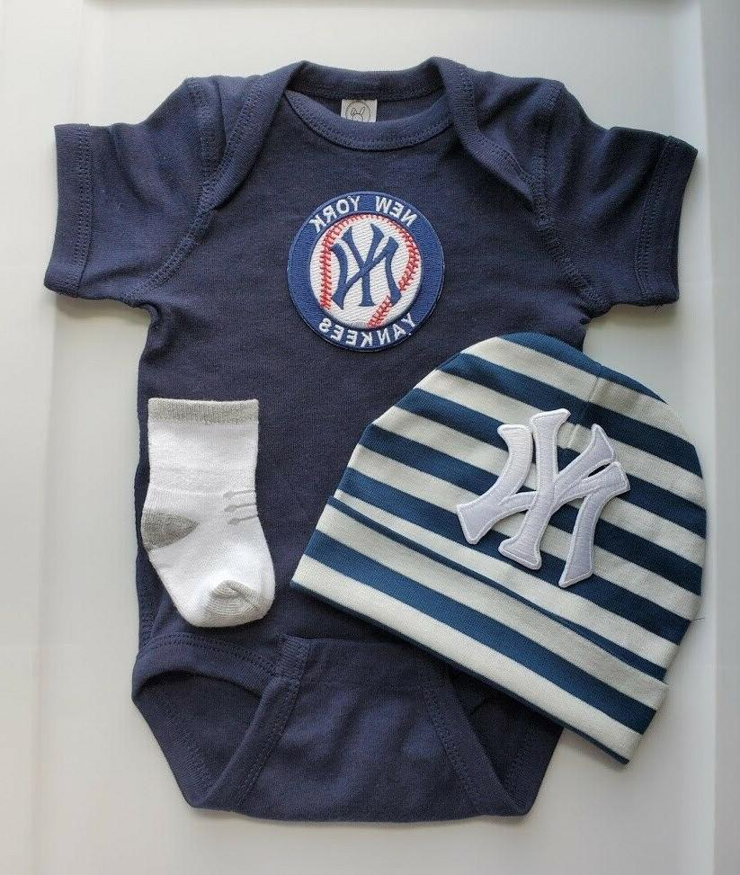 yankees infant baby clothes boy yankees toddler