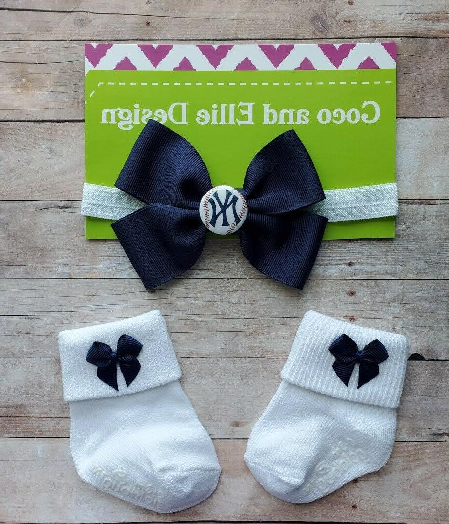 Yankees infant/baby girl Yankees toddler baby