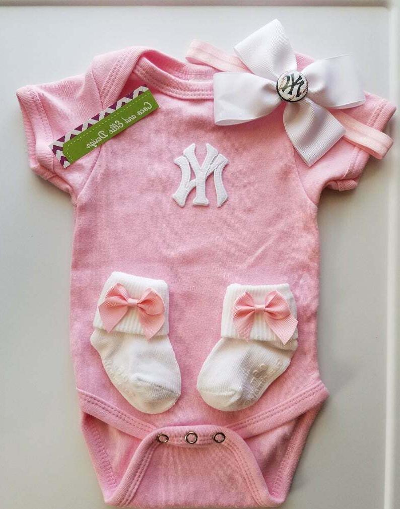 yankees infant baby girl clothes yankees baby