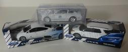 LOT OF 3 NY YANKEES ~FORD EXPLORER, FUSION, & MUSTANG~ DIE-C