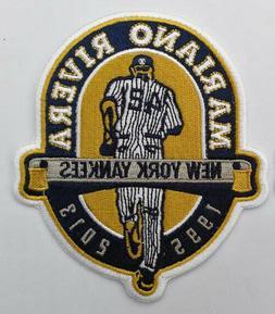 ⚾MARIANO RIVERA New York Yankees Jersey Sleeve Iron-on Ret