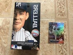 Masahiro Tanaka Sports Crate Exclusive Ballers Collectible F