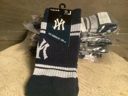 Men's MLB™ Baseball Crew Socks NEW YORK YANKEES NEW NWT SH