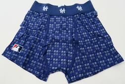 New York Yankees MLB Baseball Mens Boxer Shorts Trunks Under