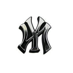MLB CHROME AUTO EMBLEM - New York Yankees