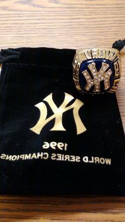 MLB NEW YORK YANKEES 1996 WORLD SERIES CHAMPIONSHIP REPLICA