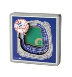 MLB New York Yankees 3D Magnet. Free Shipping