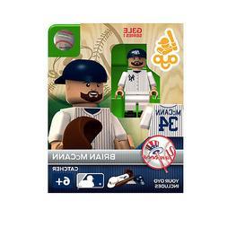 MLB New York Yankees Brian McCann Generation 3 Toy Figure NE