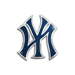 mlb new york yankees car