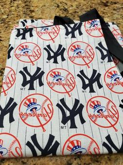 MLB New York Yankees Chef Style Barbecue  Apron Reversable,