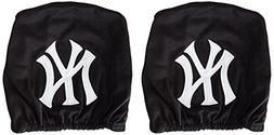 MLB New York Yankees Head Rest Covers, 2-Pack