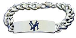 MLB New York Yankees ID Bracelet