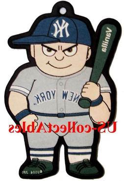 MLB New York Yankees Lil Sports Brat Air Freshener Original