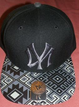 MLB New York Yankees Mens Baseball Hat Cap Size 7 5/8