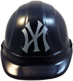 MLB NEW YORK YANKEES OSHA Approved Hard Hat Ratchet or Pin T