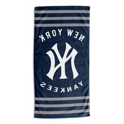MLB - New York Yankees - Striped Beach Towel - Free Shipping