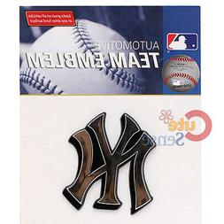 MLB  New York Yankees Team Logo Auto Car Emblem Auto Accesso