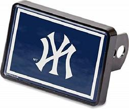 MLB New York Yankees Trailer Hitch Cap Cover Universal Fit b