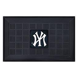 FANMATS MLB New York Yankees Vinyl Door Mat