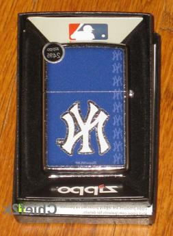 Zippo MLB New York Yankees, Street Chrome 29111