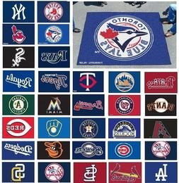 MLB Teams - 5' X 6' Tailgater Area Rug Floor Mat