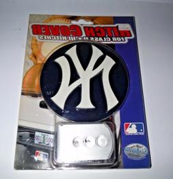 MLB YANKEES Logo Class 2 & 3 Trailer Hitch Cover Receiver 3D