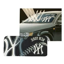 New MLB New York Yankees Car Truck Windshield Folding SunSha