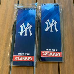 New York Yankee Note Pad with Pen