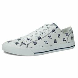 New York Yankees 1601 Row One Shoes Sneakers Unisex MLB Base