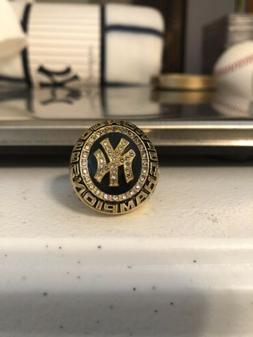 NEW YORK YANKEES 1998 WORLD SERIES CHAMPIONS REPLICA RING SG