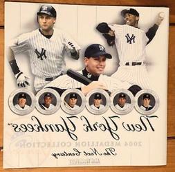 New York Yankees 2004 Medallion Collection Next Century New