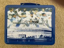 New York Yankees 2011 SGA SOUVENIR LUNCH BOX - BRAND NEW - N