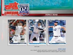 New York Yankees 2019 Topps Series 1 Rainbow Foil Parallel T