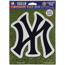 "New York Yankees WinCraft 6"" x 9"" Car Magnet"