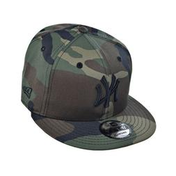 New Era New York Yankees 9Fifty Men's Snapback Hat Cap Camo/