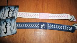 NEW YORK YANKEES BASEBALL GAMEWEAR  BRACELET His And Hers