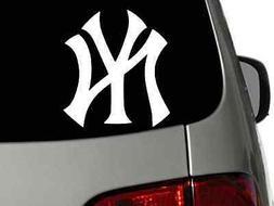 New York Yankees Baseball Vinyl Decal Car Wall Window Sticke