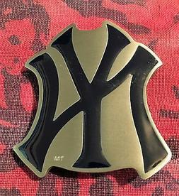 NEW YORK YANKEES BELT BUCKLE MLB BUCKLES NEW BASEBALL
