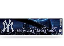 New York Yankees Bumper Sticker