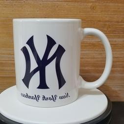 new york yankees coffeemug taza jarro souvenir