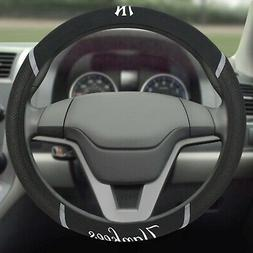 New York Yankees Embroidered Steering Wheel Cover