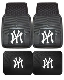 New York Yankees Heavy Duty Vinyl Car, Truck, SUV Auto Floor