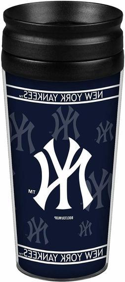 New York Yankees Insulated Travel Tumbler Mug  - NEW