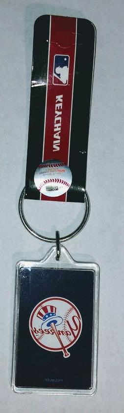 New York Yankees Keychains Acrylic Style MLB  AL E 27 World