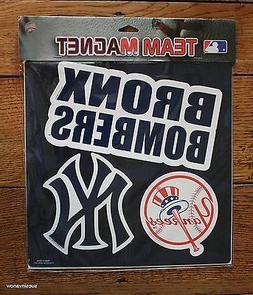 New York Yankees Magnet Baseball Sports Decor Waterproof Bro